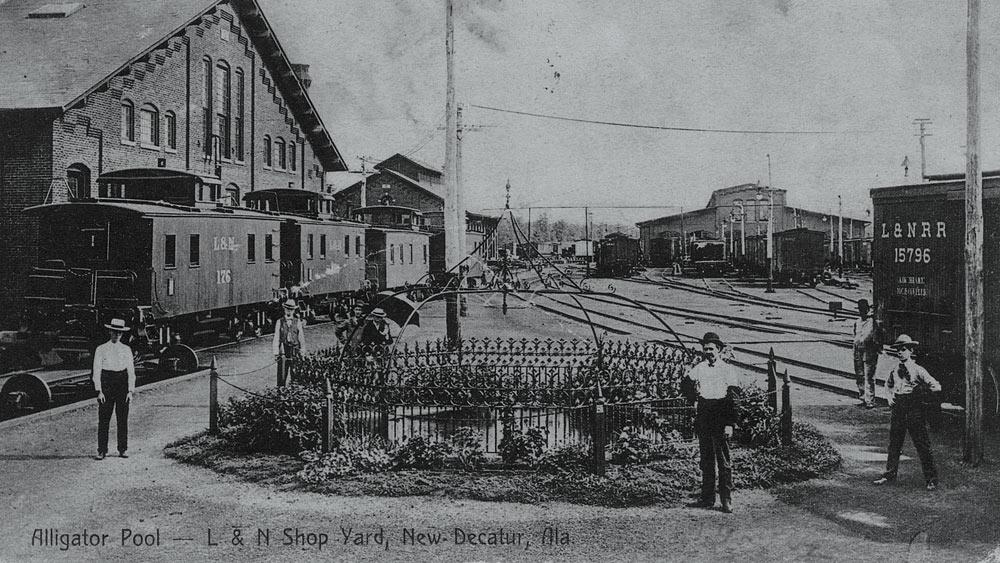 L and N Railyard