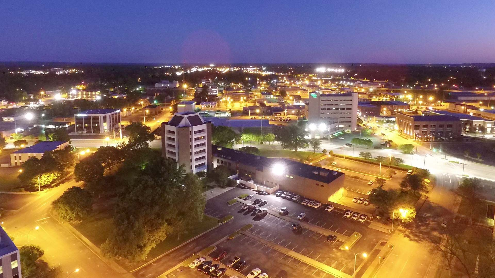 Aerial View of Decatur
