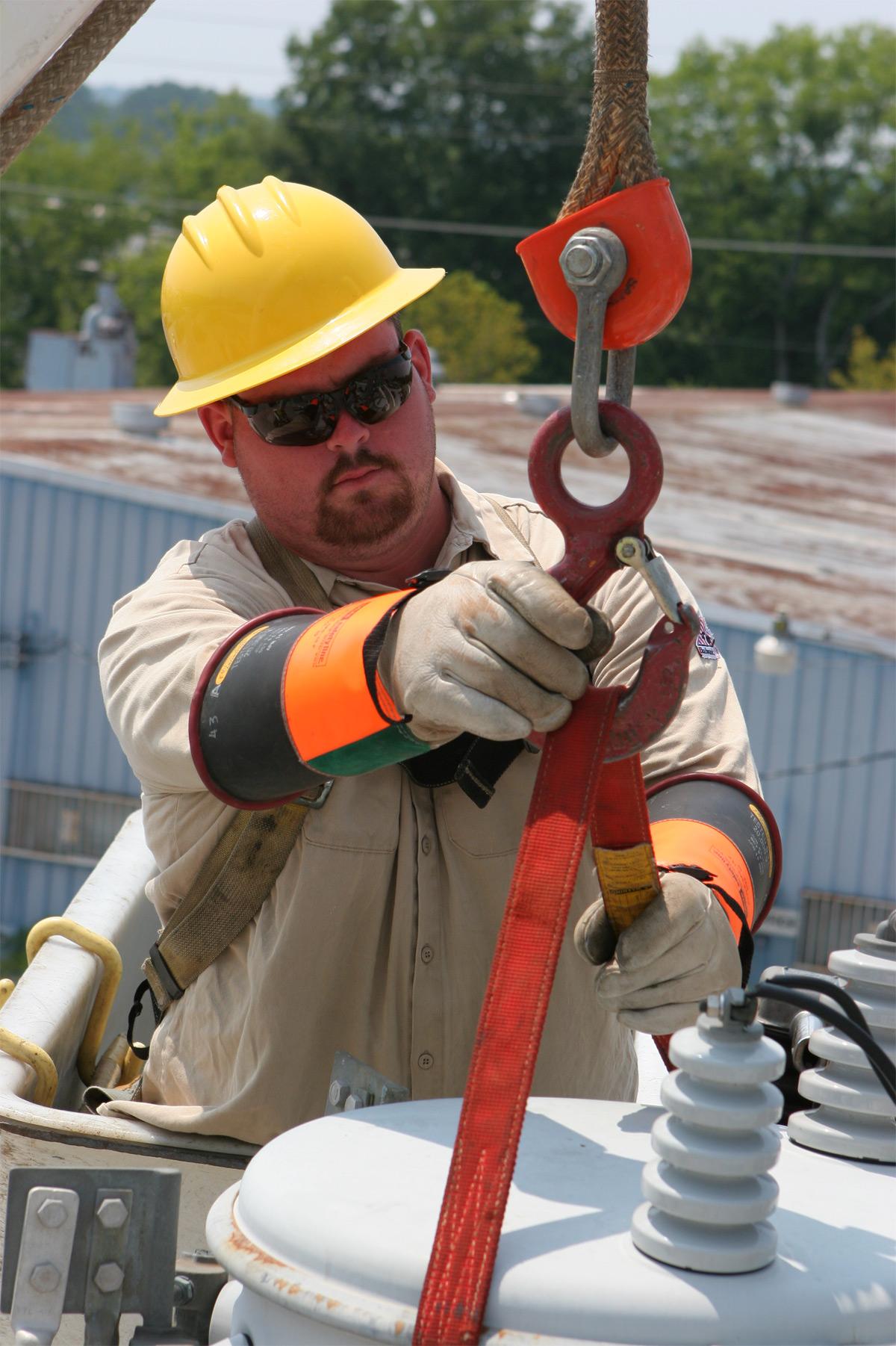 Utilities Worker
