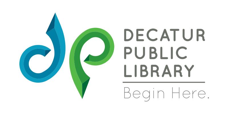 Decatur Public Library Logo