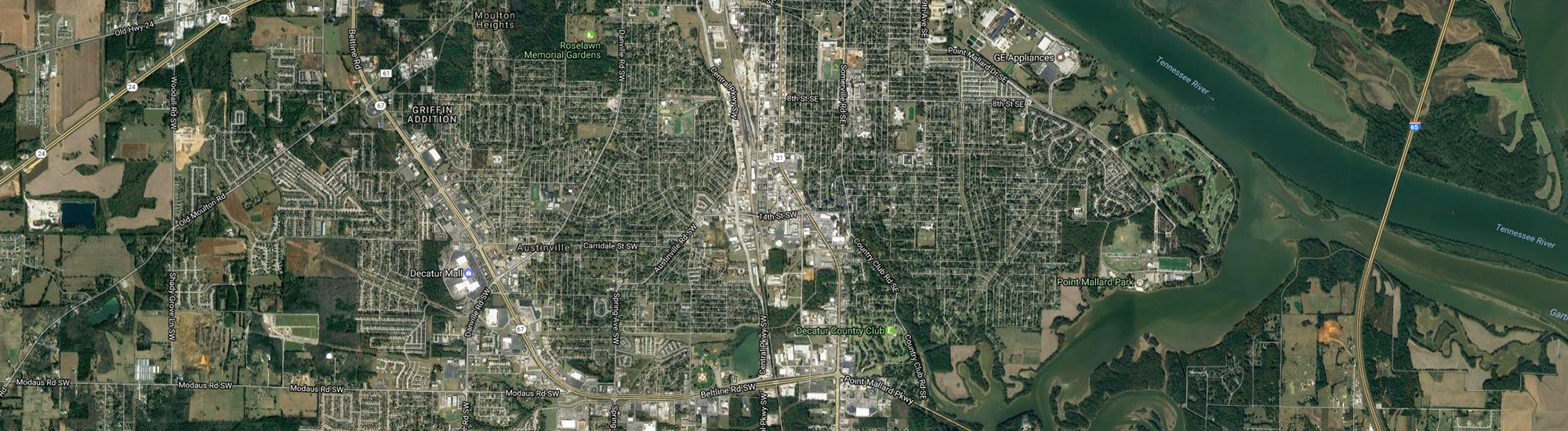 Geographic Information Systems - City of Decatur, Alabama