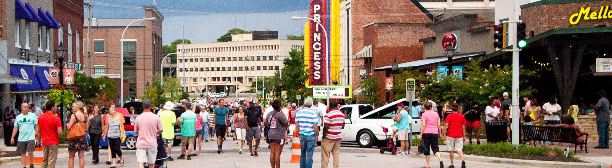 Third Friday Downtown Decatur