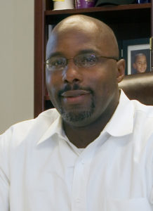 Bruce W. Jones, Director of Youth Services