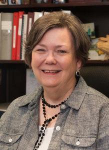 Julia Chenault, Street & Environmental Services Coordinator