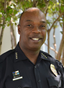 Nate Allen, Chief of Police