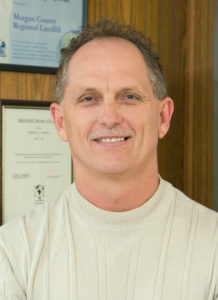 Rickey D. Terry, 거리 및 환경 서비스 담당 이사