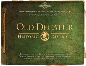 Historic Walking Tour Old Decatur