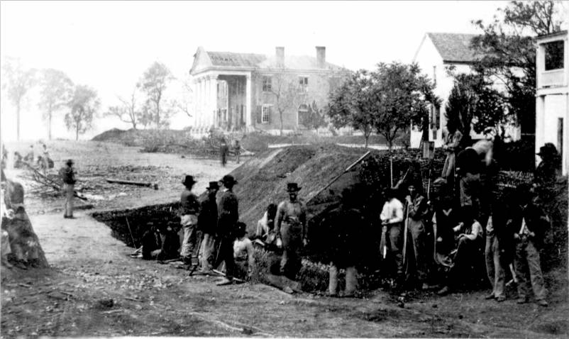 May 1864 - Old State Bank