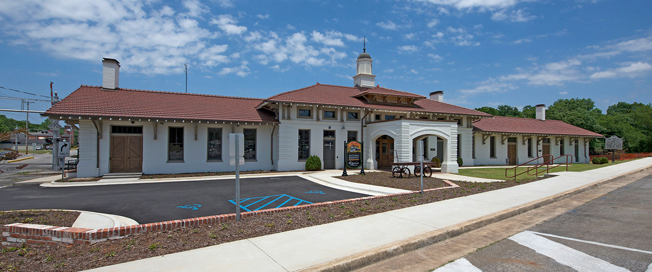 Decatur Depot