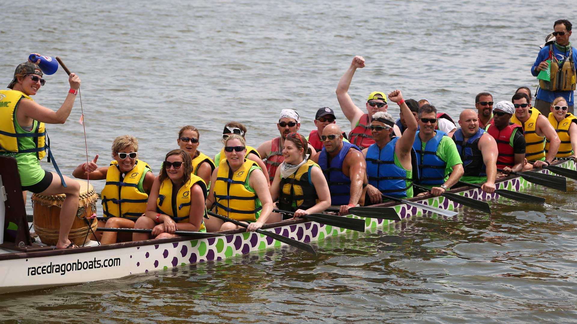 Decatur Dragon Boat Races