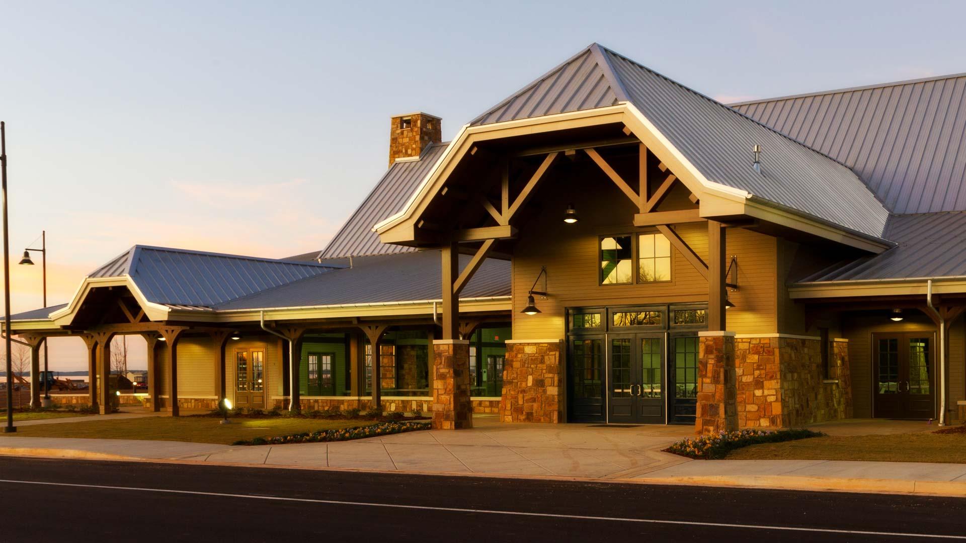 Ingalls Harbor Pavilion