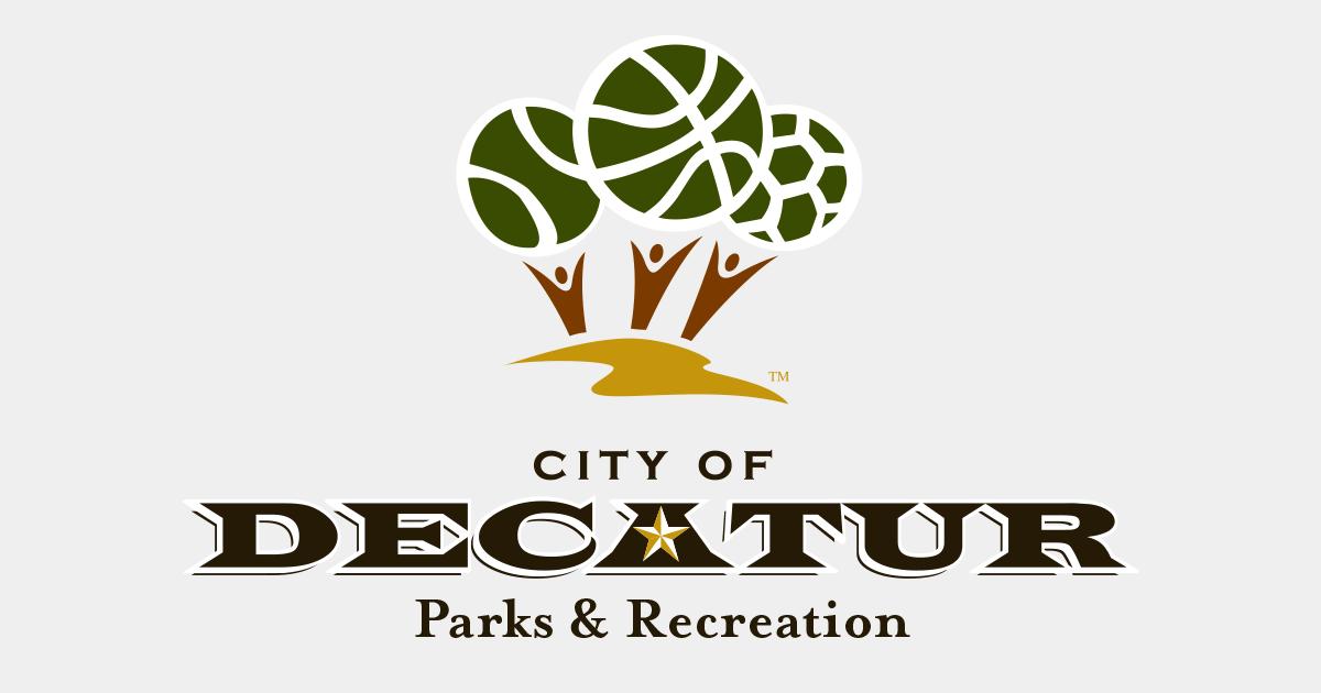 Decatur Parks & Recreation logo