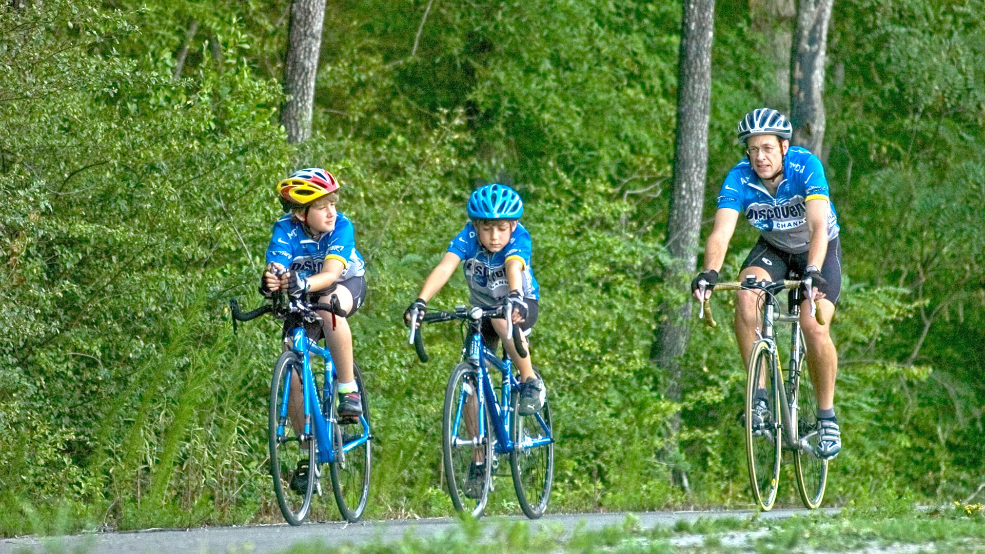 Trail Bikers