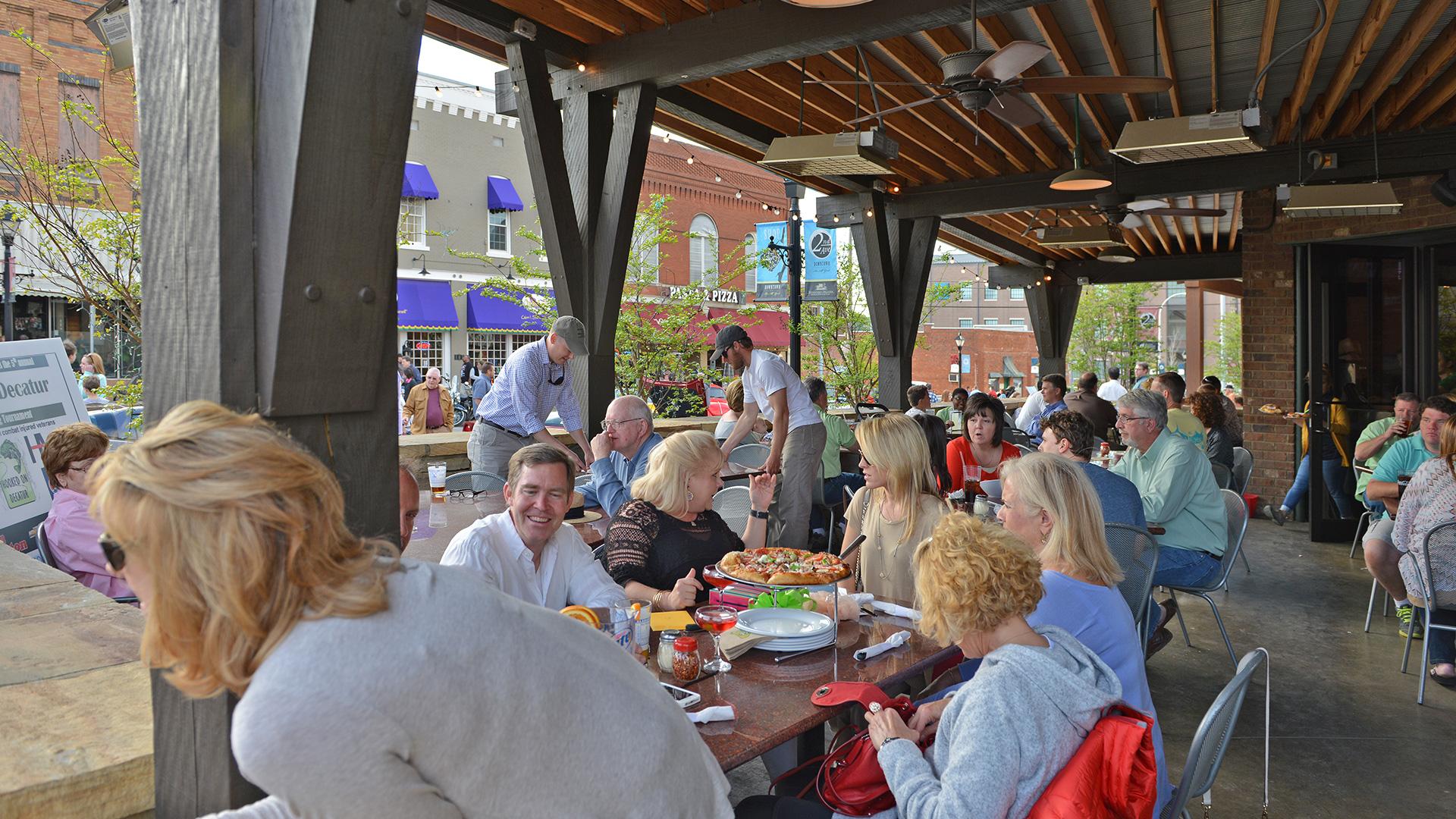 3rd Friday Restaurants