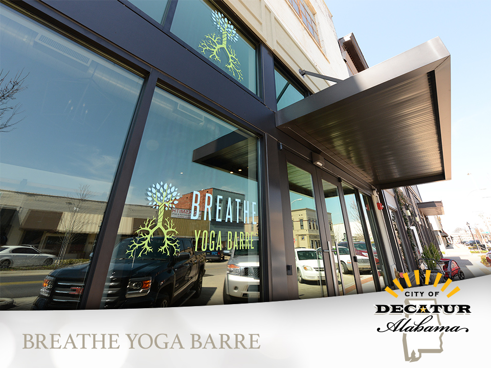State of the City 2017 - Breathe Yoga Barre