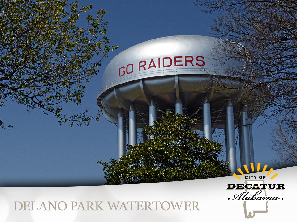 State of the City 2017 - Delano Park Watertower