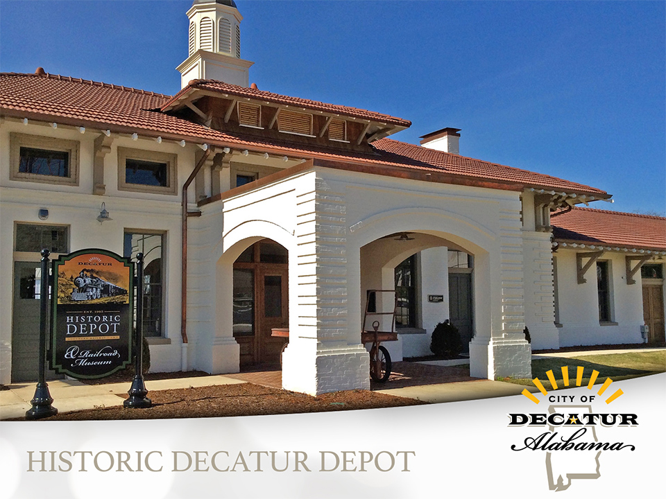 State of the City 2017 - Historic Decatur Depot