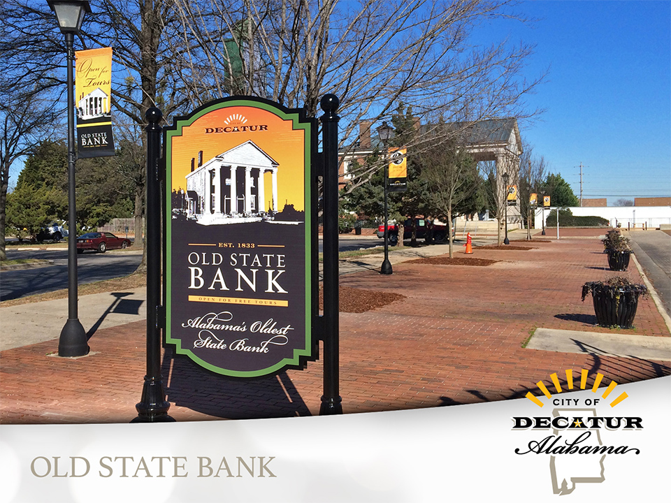 State of the City 2017 - Old State Bank
